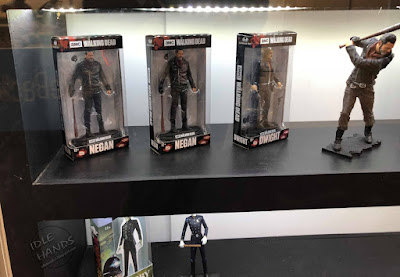 Toy Fair 2018 McFarlane Walking Dead Negan Action Figure 01