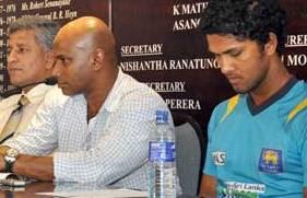 'Dinesh Chandimal - Sanath Jayasuriya