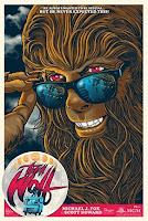 Limited Edition Teen Wolf poster - skuzzles.com