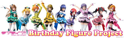 Love Live! Birthday Figure Project