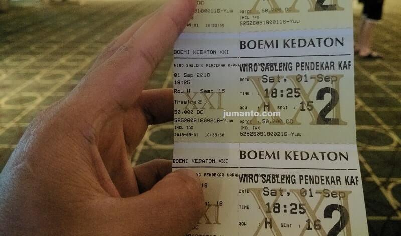 4 Bioskop XXI Lampung Buat Nonton Film Di Mall Sambil Belanja