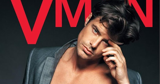 VMan 37 Return of the Male Supermodel