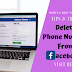 Remove Mobile Number From Facebook