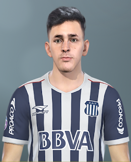 PES 2019 Faces Gonzalo Maroni by SeanFede