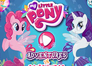 My Little Pony Aventuras en Aquastria