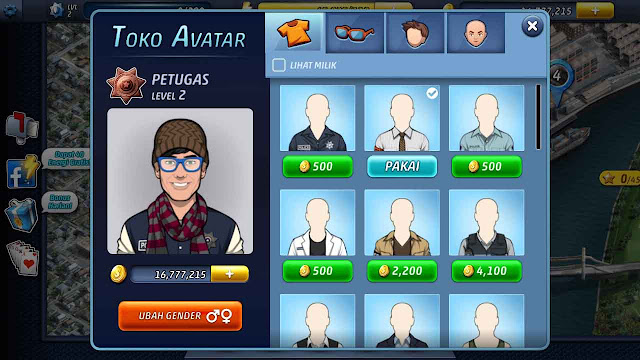 cheat criminal case terbaru