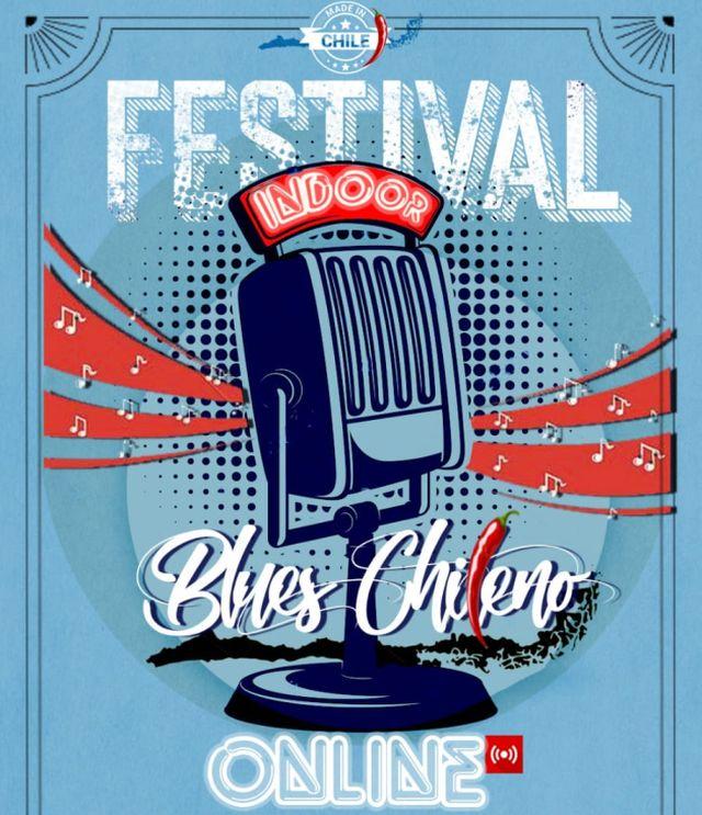 Festival de Blues Chileno INDOOR online