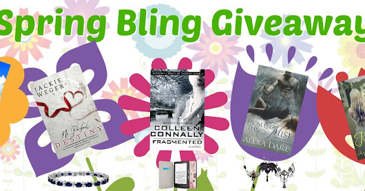 ★•**•.★ SPRING BLING #GIVEAWAY ★•**•.★