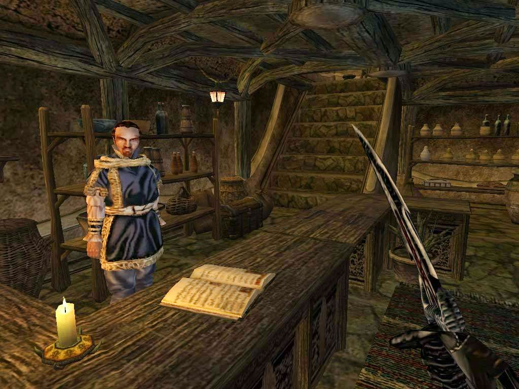 The Elder Scrolls III Morrowind Game - Free Download Full ...