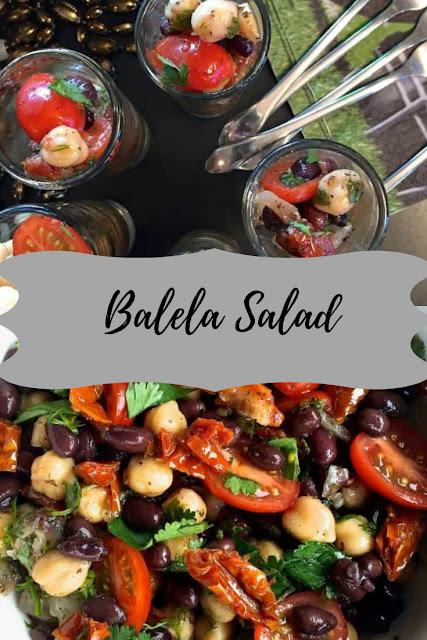Balela Salad #BALELA #SALAT #LUNCH
