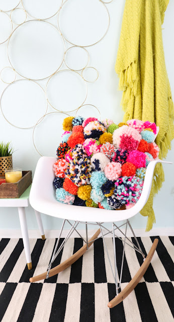 diy pillow, cool pillow diy, gift ideas, home decor diy,