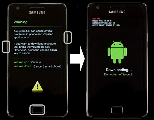 How to Unbrick AT&T Galaxy S5 SM-G900A Soft-brick Fix & Restore to