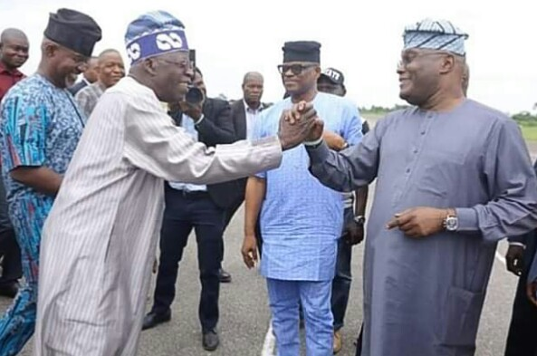 We're Not Afraid About Atiku's Meetings In Dubai – Tinubu