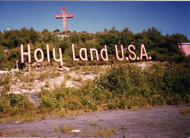 Tierra Santa, el abandonado parque temático bíblico | Estados unidos