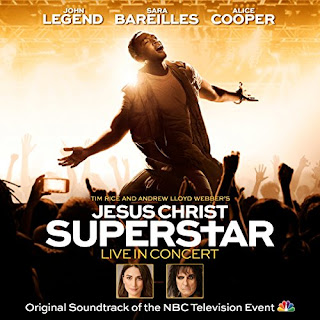 "poster for ""Jesus Christ Superstar Live in Concert"""