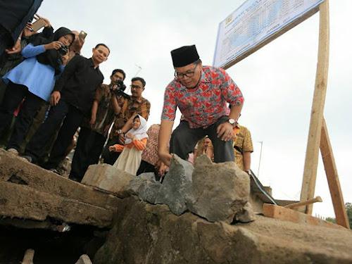 Peresmian Program Kotaku Bandung