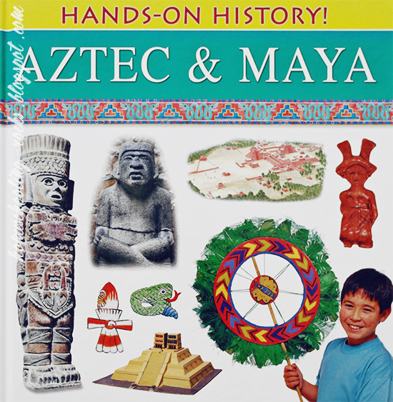 Hands-on History Aztec and Maya review. Tons of Precolumbian unit resources, reviews, and project activity photos!