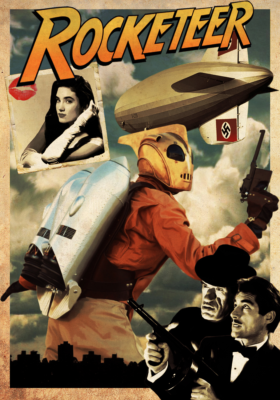Movie Fan Magazines: 1000+ Images About Rocketeer & Ultraman On Pinterest
