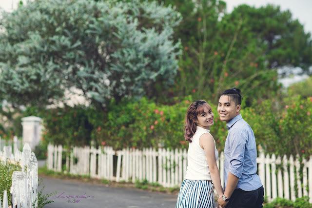 ảnh cưới đẹp chụp ở đà lạt