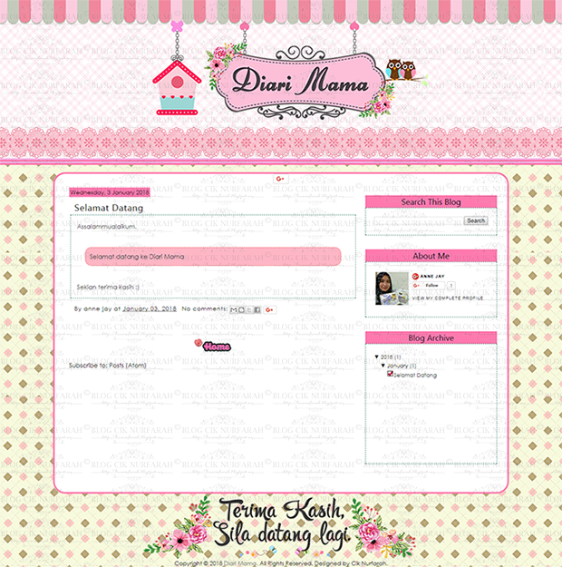 Blog Design 79