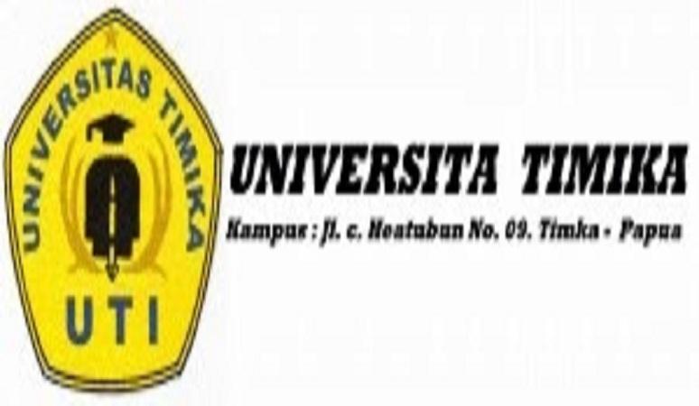 PENERIMAAN MAHASISWA BARU (UTI) 2018-2019 UNIVERSITAS TIMIKA