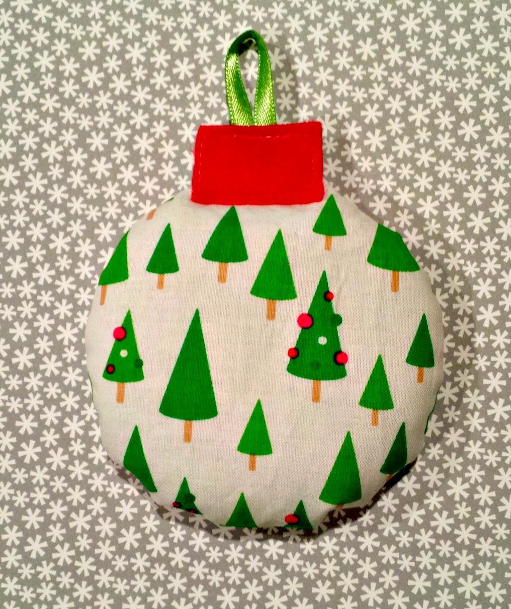 Ornament Beanbag Toss Game