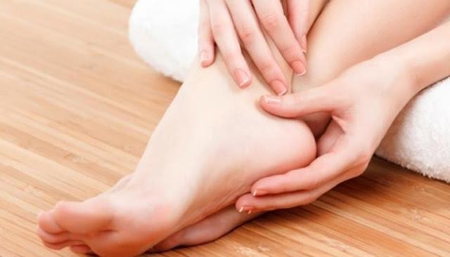 Empat Tips Berikut Efektif Tuk Mencegah Tumit Pecah-Pecah
