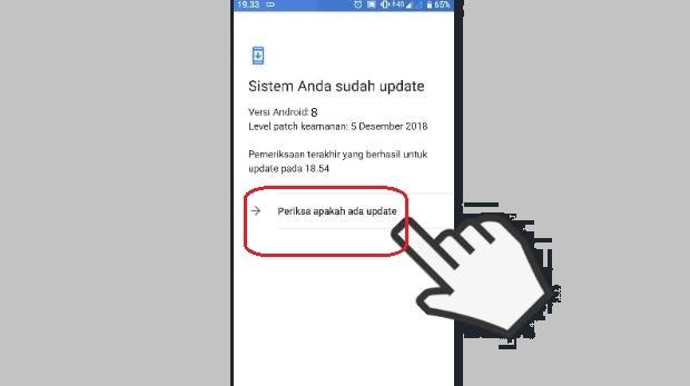 Cara Mudah Update Xiaomi Mi A1 ke Android Pie 9