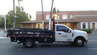 Arizona Pipeline Company Truck