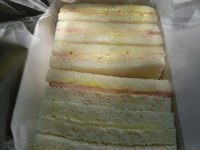 駅弁サンドイッチ