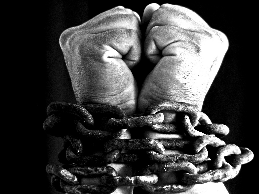 Chained. Bound. Finding Ollie Crow? (Part 2)