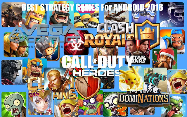 Best Strategy Games for Android 2018