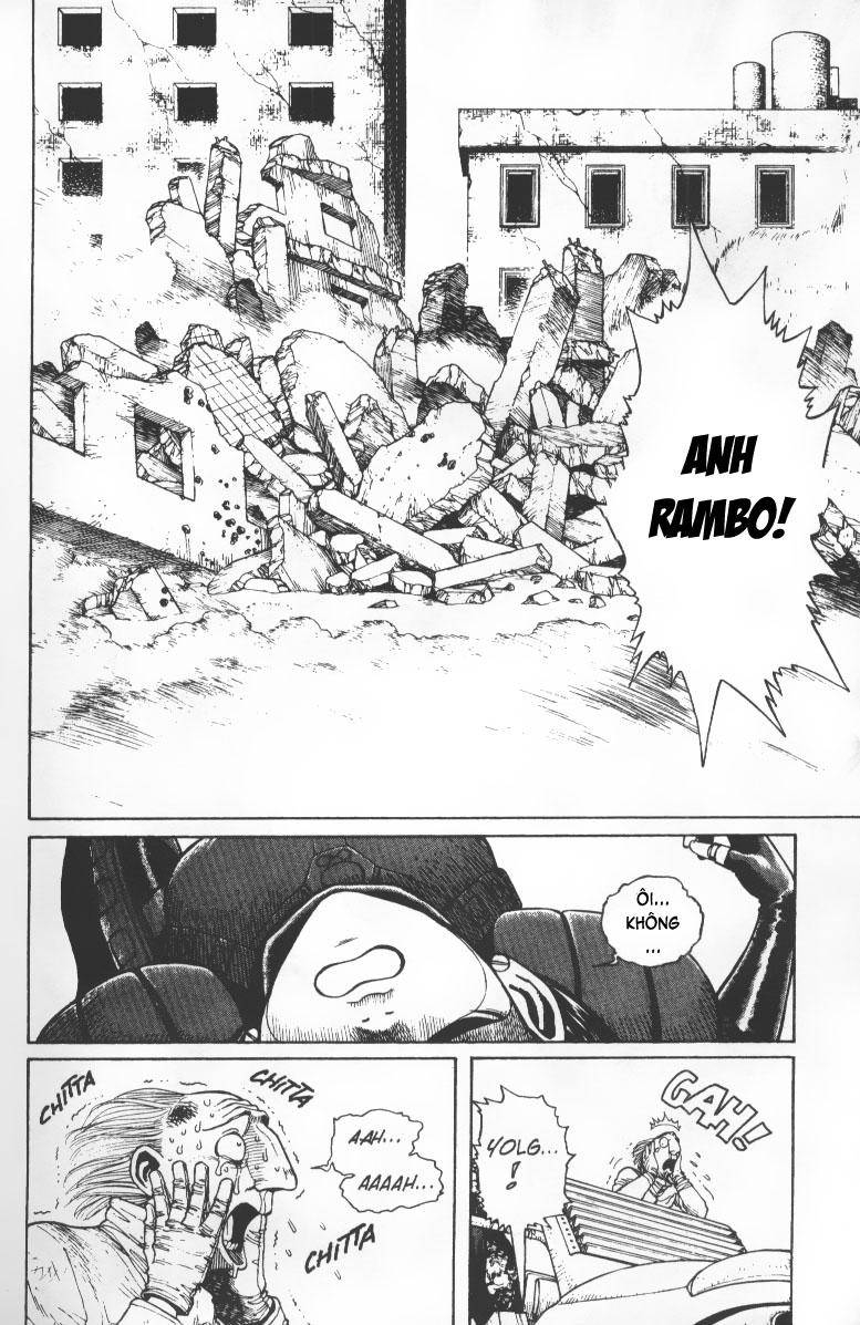 Battle Angel Alita chapter 34 trang 1