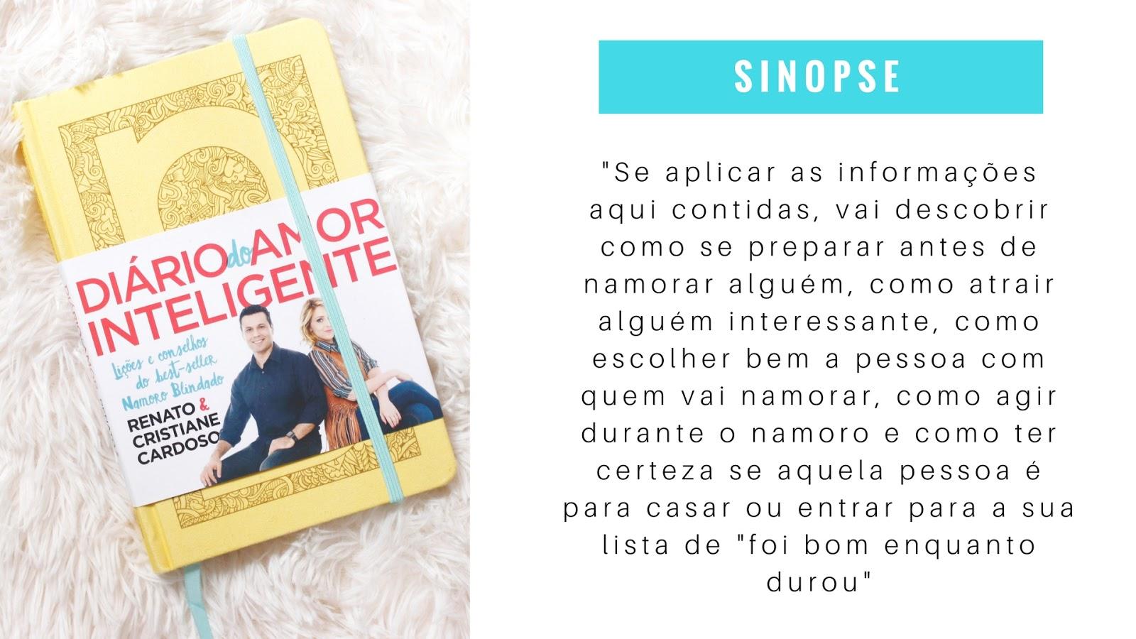 Diário Do Amor Inteligente Editora Thomas Nelson Brasil
