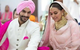 Neha Dhupia Family Husband Son Daughter Father Mother Marriage Photos Biography Profile.