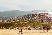 Pantin Classic Galicia Pro audience Masurel WSL