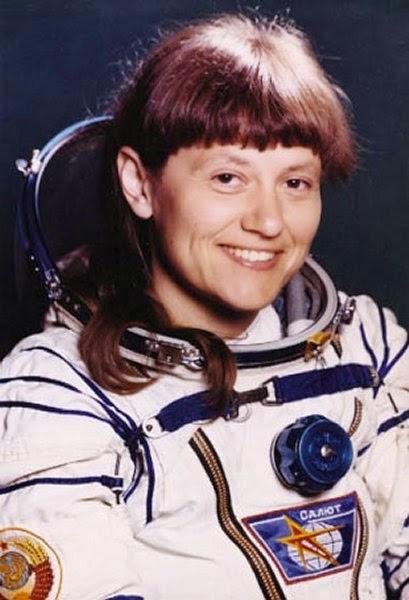 Svetlana Savitskaya, primeira caminha espacial
