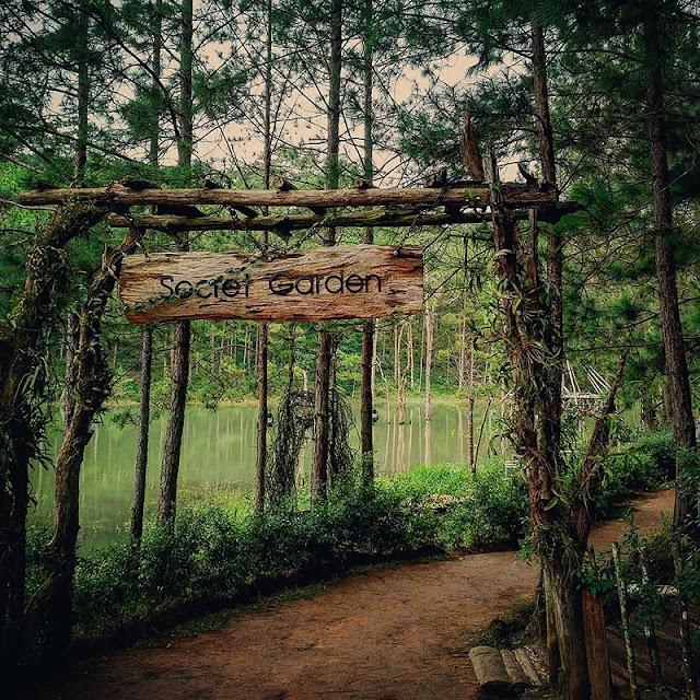 Secret Garden – Khu vườn bí mật