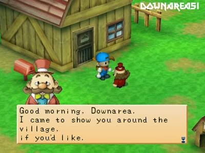 Harvest Moon Back to Nature PS1 ISO - Download Game PS1 PSP