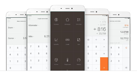 New Features of MIUI 8, Upgraded and Updated