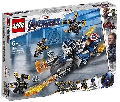 Anj S Brick Blog Lego Marvel Avengers Endgame Set Images
