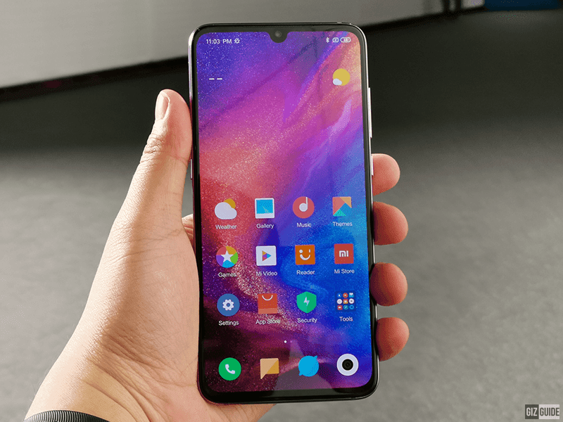 Xiaomi latest brochure reveals Mi 9 is coming to Manila soon