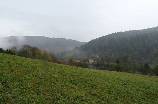 Dolina Solinki.