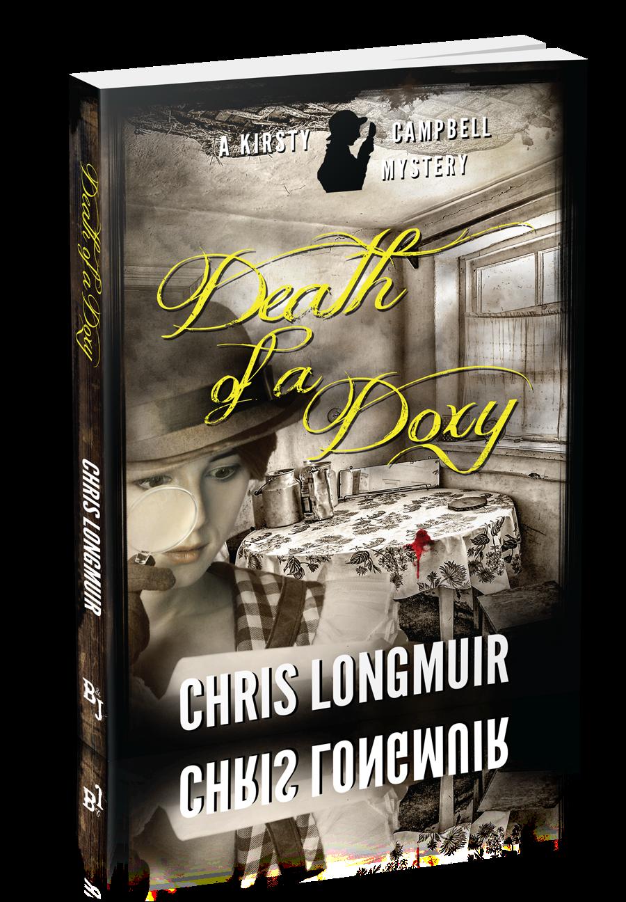 Chris Longmuir, Crime Writer