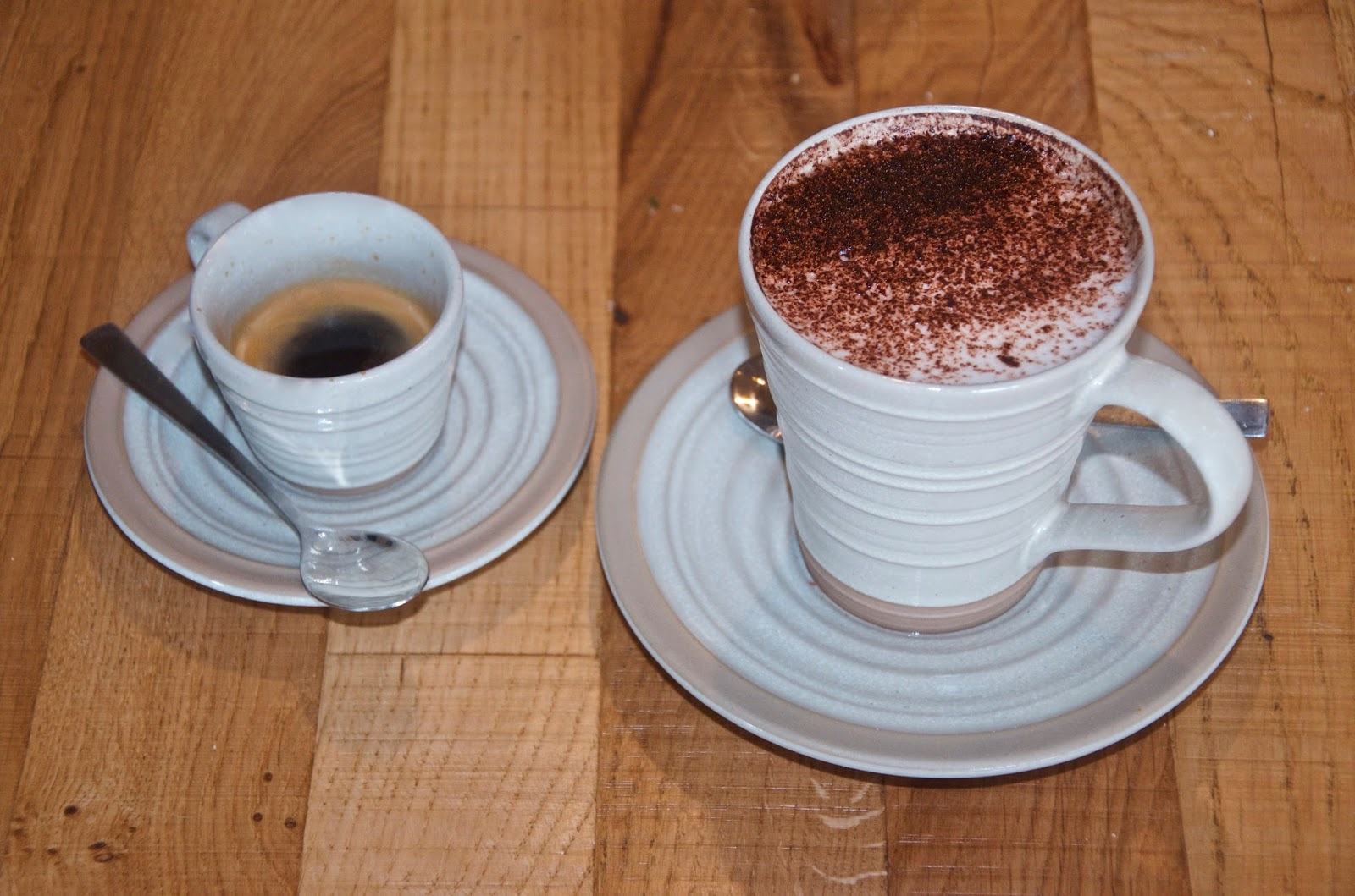 espresso & cappuccino