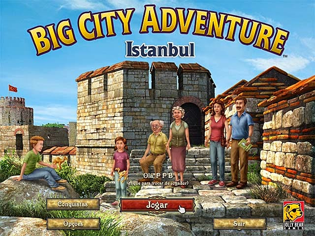 Big City Adventure - Istanbul PT-BR Portable