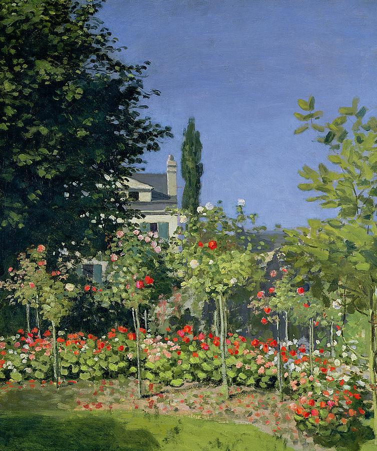 Garden Art Plus: ART & ARTISTS: Claude Monet