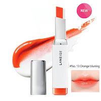 Laneige 2016 Two Tone Lip Bar Orange Blurring pinknomenal.blogspot.com