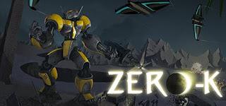 تحميل لعبة حرب الروبوتات للكمبيوتر - لعبة zero-k