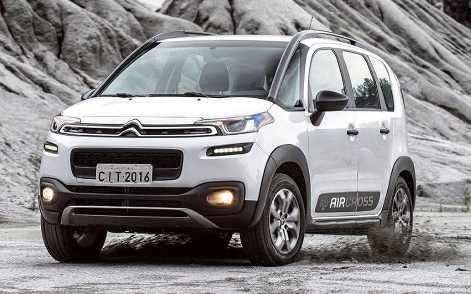 Citroën Aircross 2019
